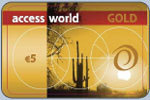 Access World Gold